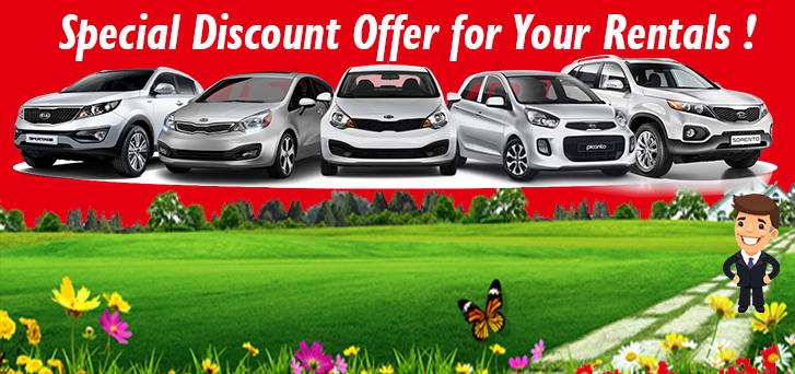 Special Discount Offer for Your Rentals ! %>